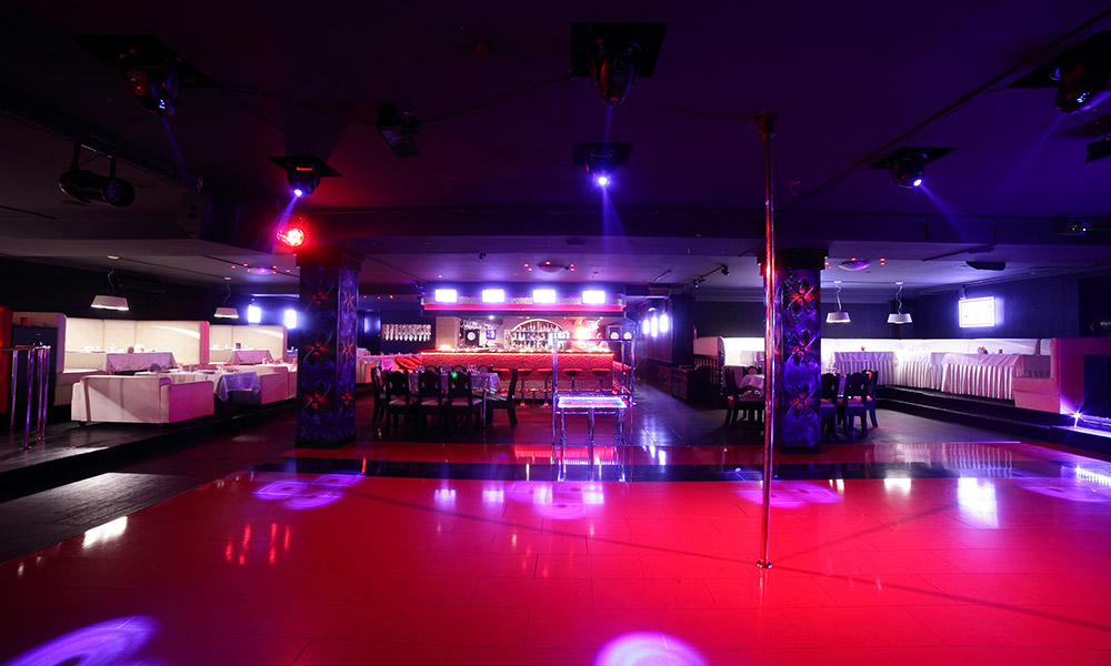 Blue Club and Lounge | Best Nightclubs & Pubs in Noida