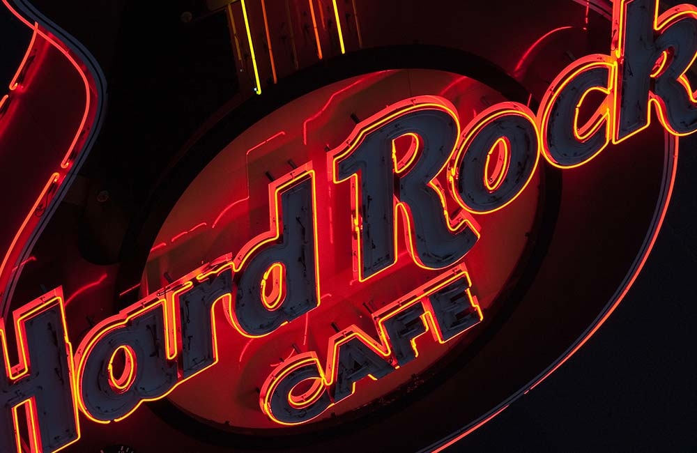 HARD ROCK CAFÉ |  Pubs & Nightclubs in Pune to enjoy nightlife