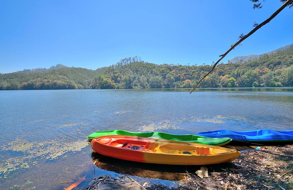 Kundala Lake | Best Places to Visit on Munnar Tour