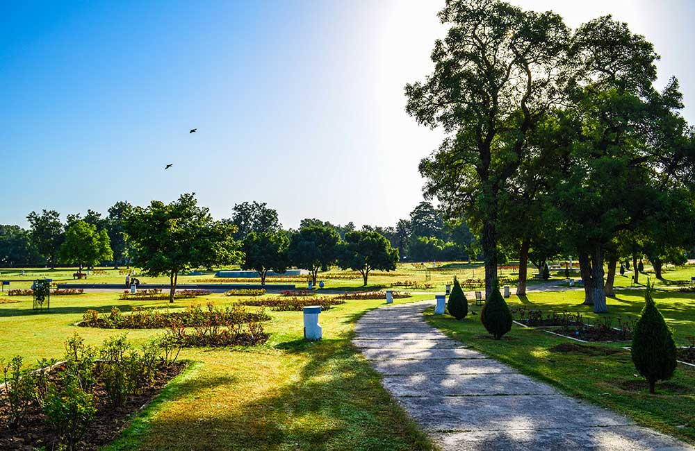 Leisure Valley | best things to do in Chandigarh