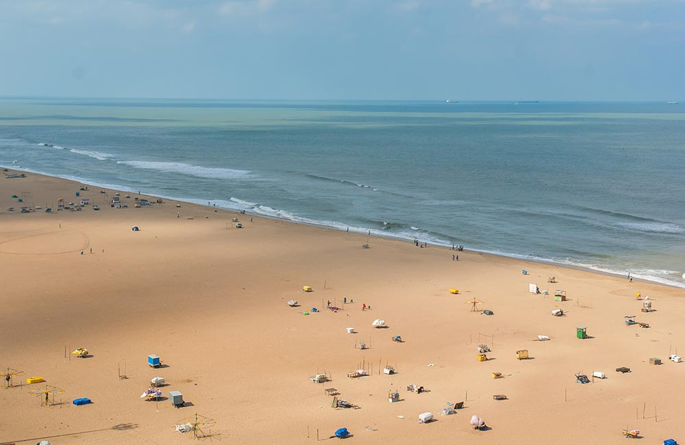 Marina Beach   Best Places to Visit in Chennai