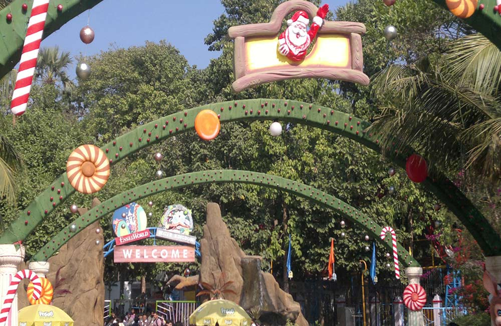 Essel World | Among the Best Amusement Parks in Mumbai