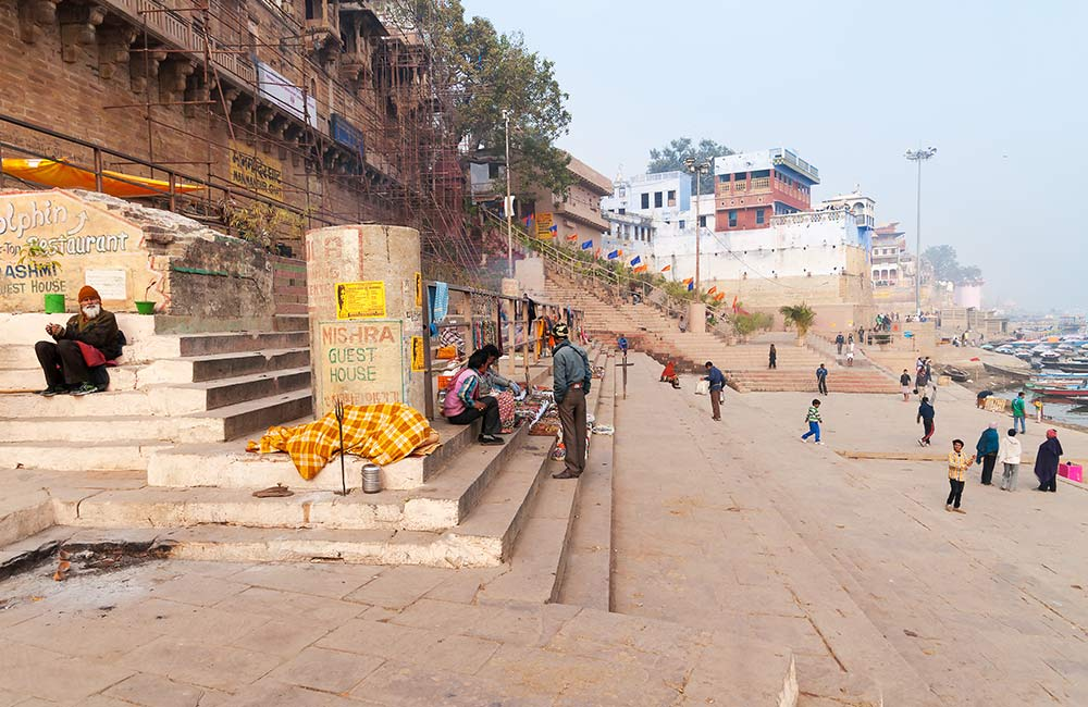 Manmandir Ghat | Places to visit in Varanasi