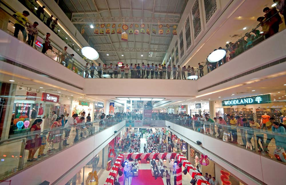 Shopping Malls in Ahmedabad: AlphaOne Mall