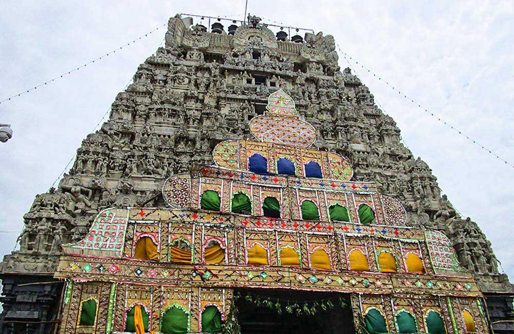 The Penitent Mangadu Kamakshi Amman Temple  | Temples in Chennai