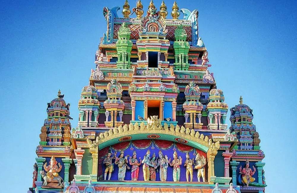 Kalikambal Temple | Temples in Chennai