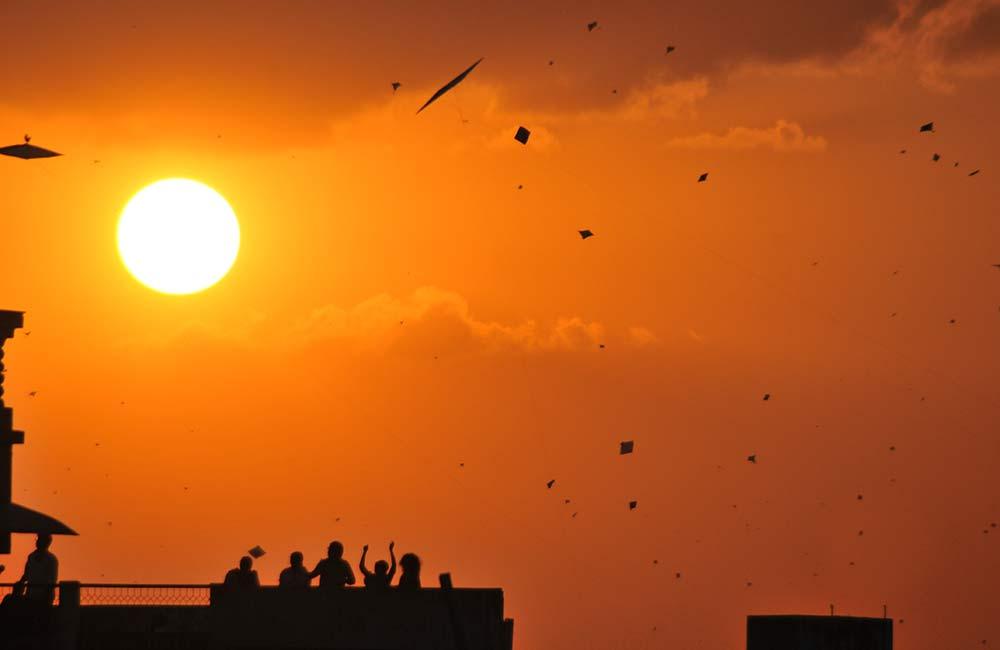Kite Flying - India Gate