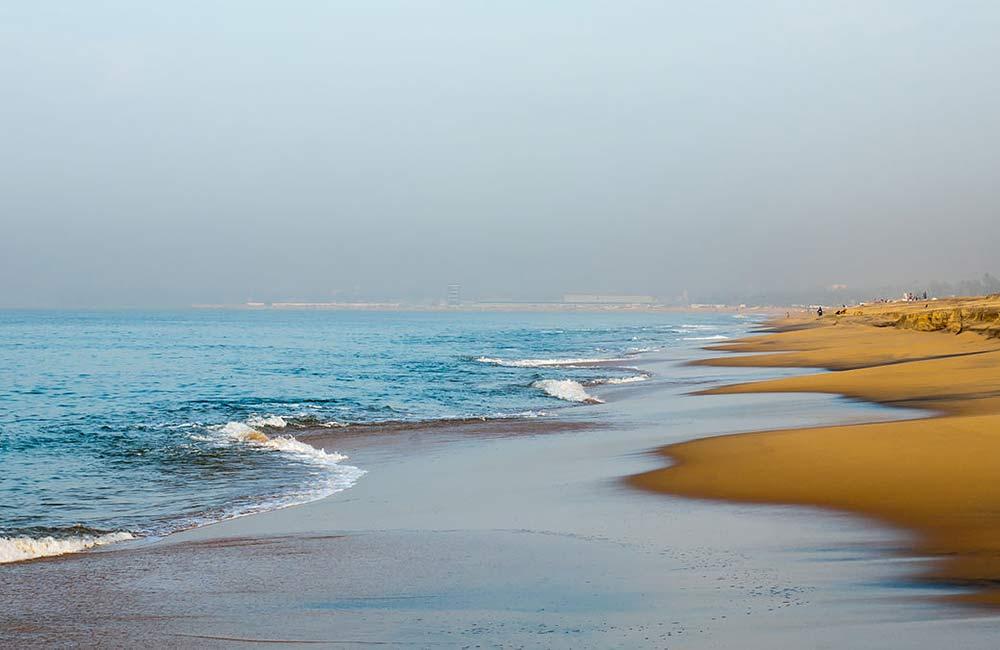 Veeranpuzha Beach | Tourist Places in Kochi