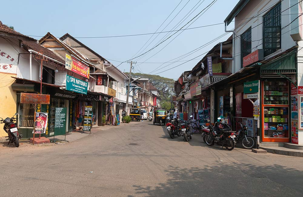 Fort Kochi | Tourist Places in Kochi