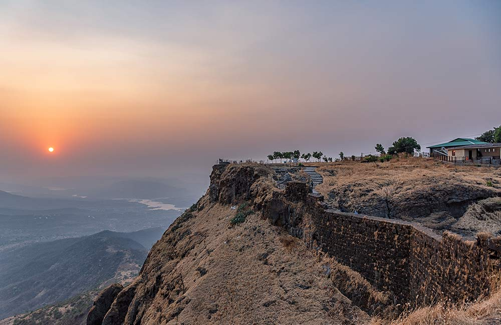 Sinhagad Fort | Among The Best Places to Visit in Pune for Couples