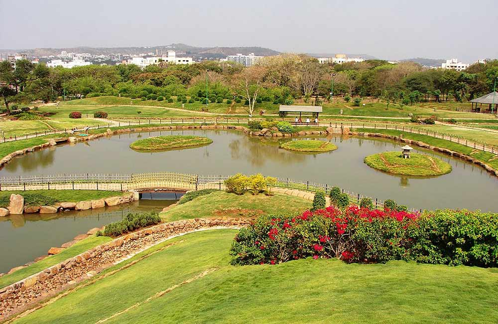 Okayama Friendship Garden | Among The Best Places to Visit in Pune for Couples