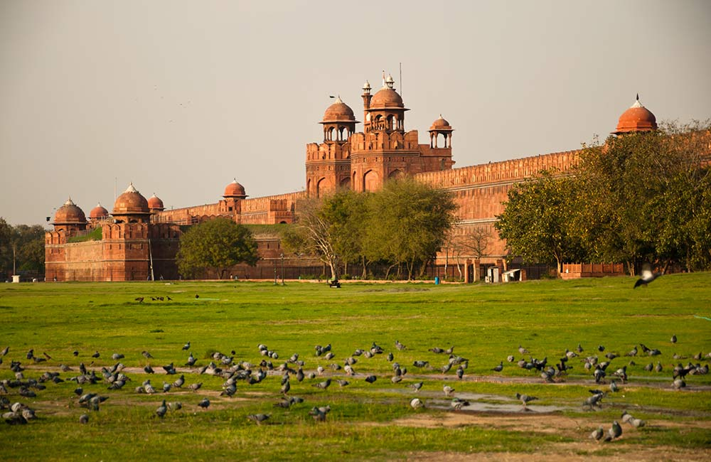 Red Fort | Among The Best Historical Places in Delhi