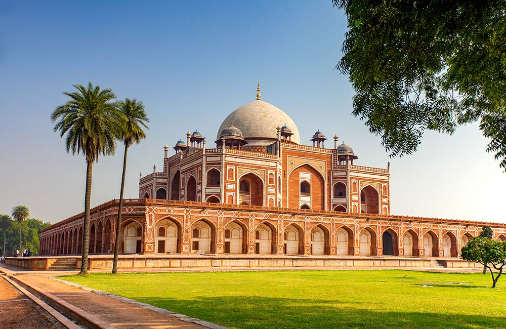 Humayun's Tomb | Among The Best Historical Places in Delhi