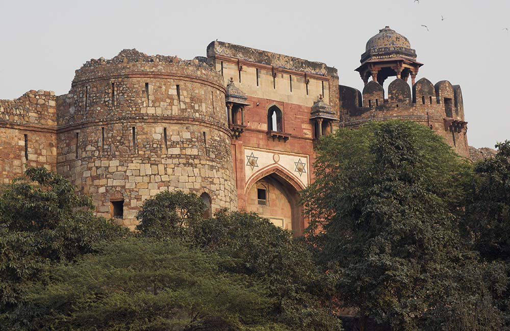 Purana Qila | Among The Best Historical Places in Delhi