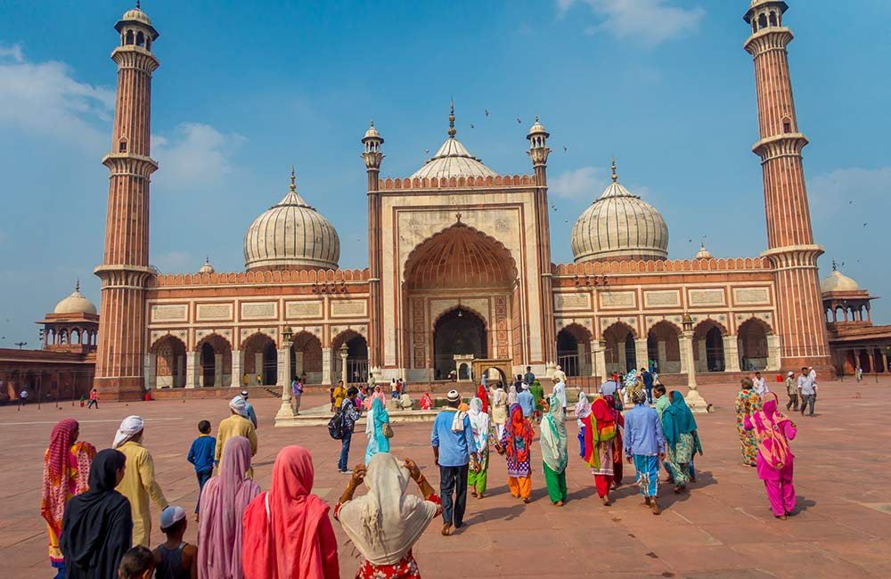 Jama Masjid | Among The Best Historical Places in Delhi