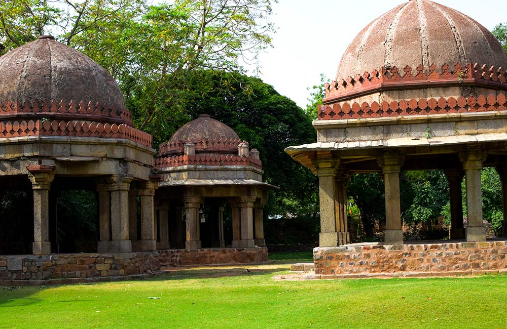 Hauz Khaz Siri | Among The Best Historical Places in Delhi