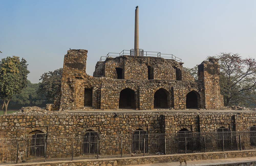 Feroz Shah Kotla | Among The Best Historical Places in Delhi