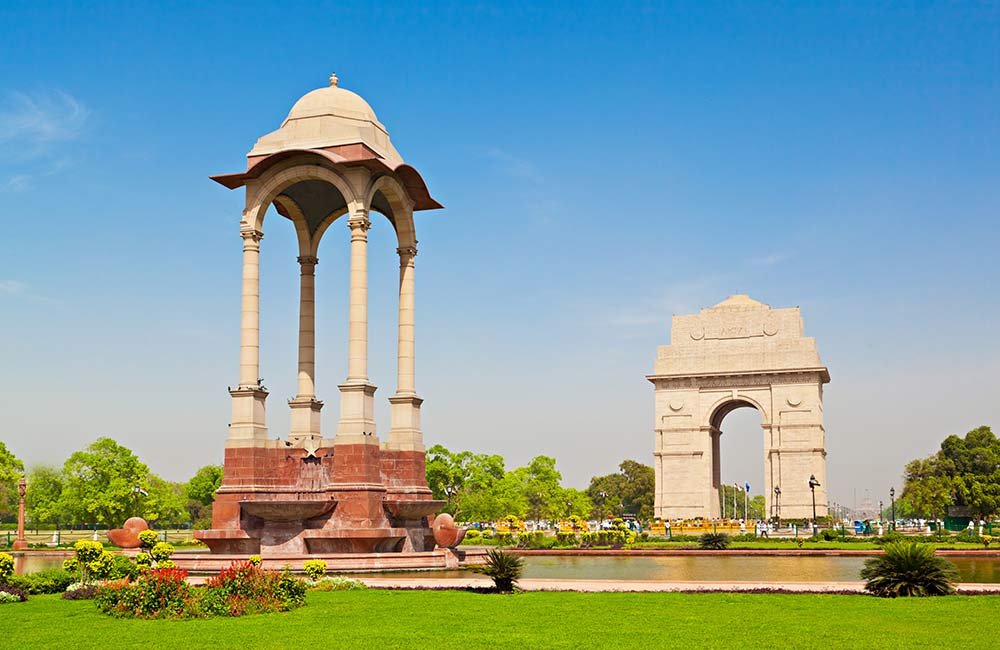 India Gate | Among The Best Historical Places in Delhi