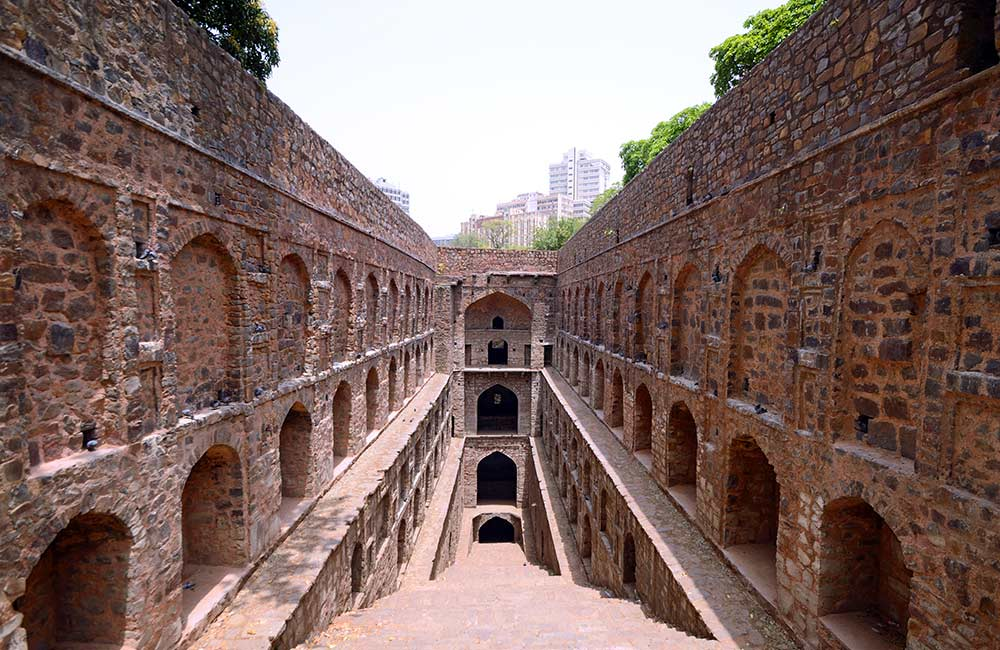 Agrasen Ki Baoli | Among The Best Historical Places in Delhi