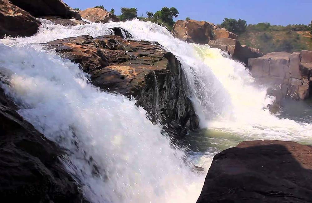 Chunchanakatte Falls | Among The Best Waterfalls Near Bangalore withing 300 km
