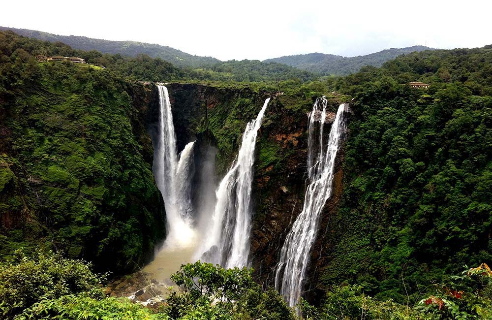 Jog Falls | Among The Best Waterfalls Near Bangalore withing 300 km