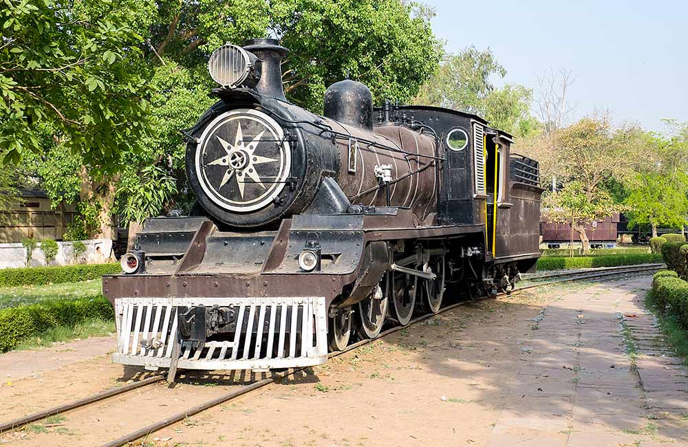 National Rail Museum | Best Fun Places in Delhi For Youngsters