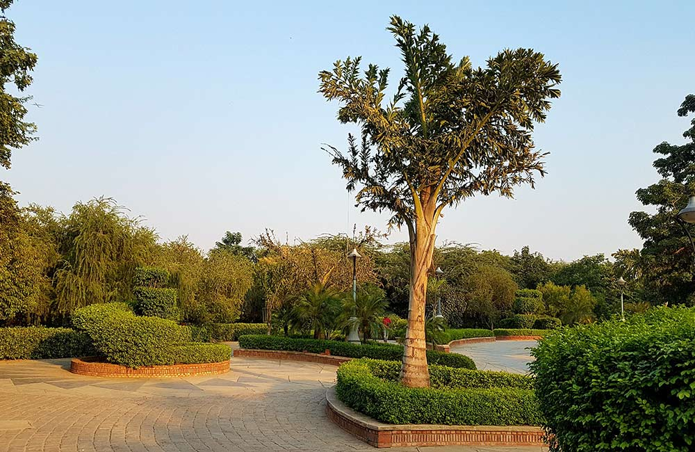 Garden of Five Senses | Best Fun Places in Delhi For Youngsters