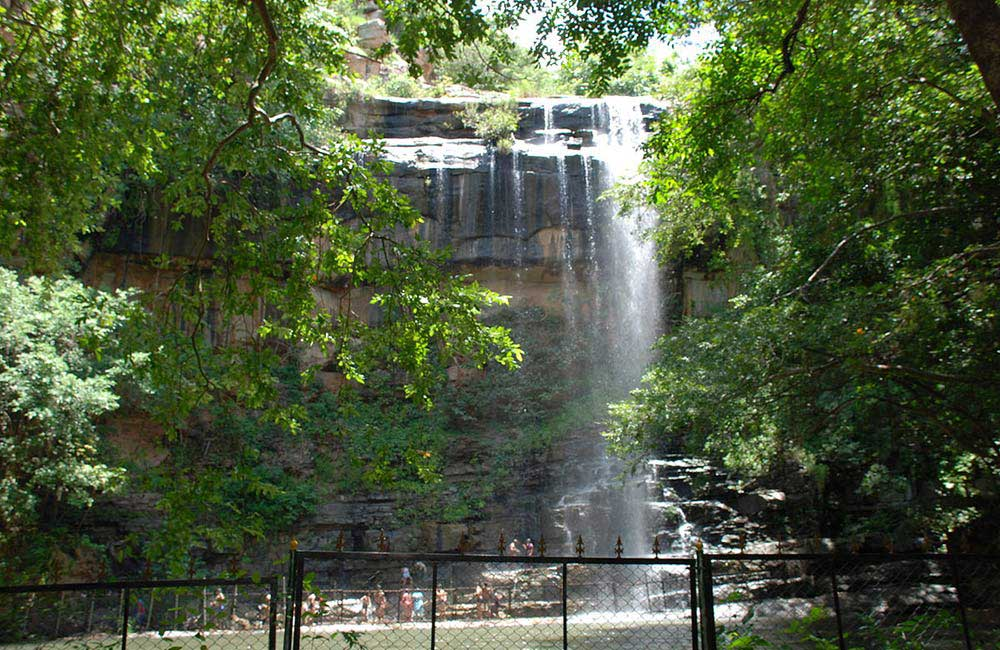Mallela Theertham Waterfall | Among the Best Waterfalls near Hyderabad within 200 km