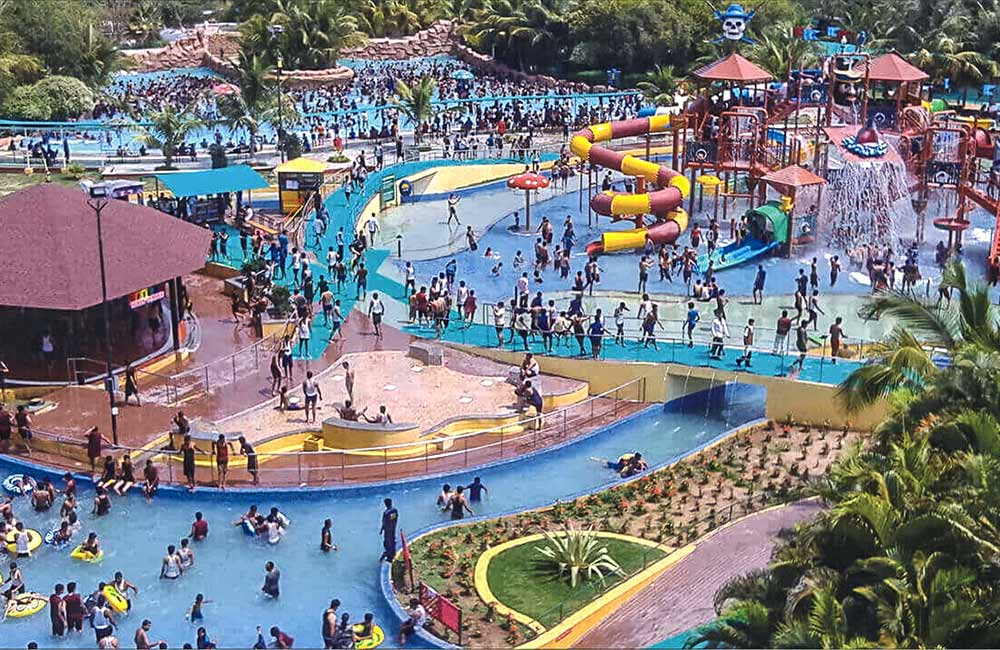 Wet n Joy | Best Waterparks in Mumbai