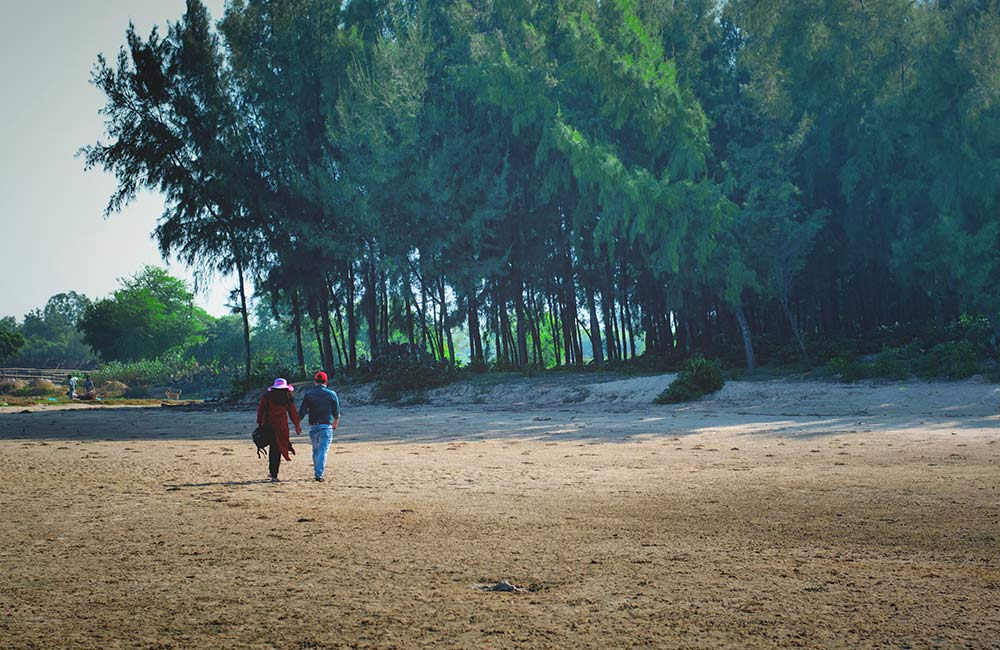 Mandarmani Beach | Among the Best Beaches near Kolkata