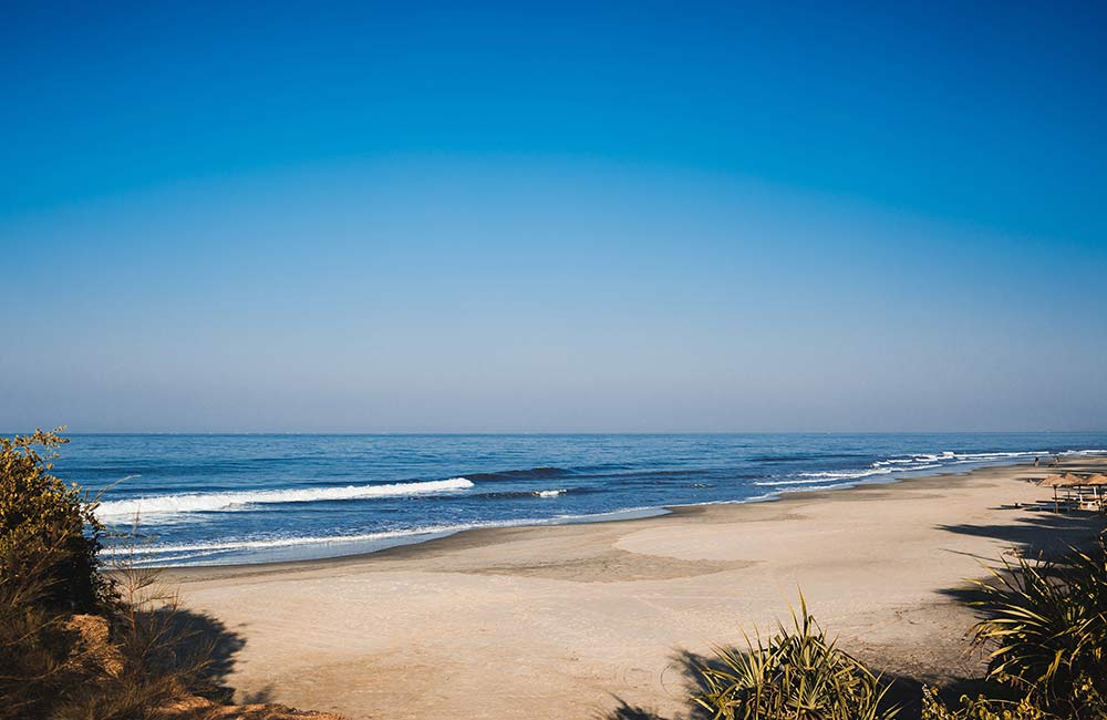Morjim Beach | Among the Less-crowded Beaches in North Goa