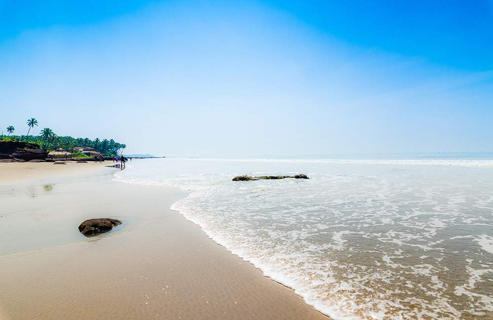 Ashwem Beach | Goa