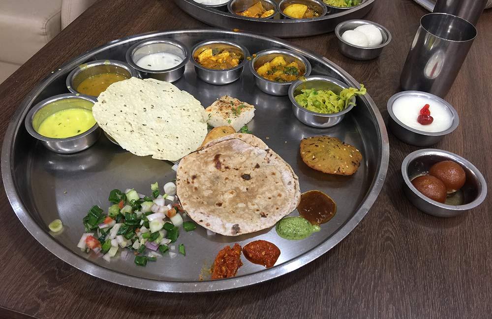 Gordhan Thal | Among the Best Vegetarian Restaurants in Ahmedabad