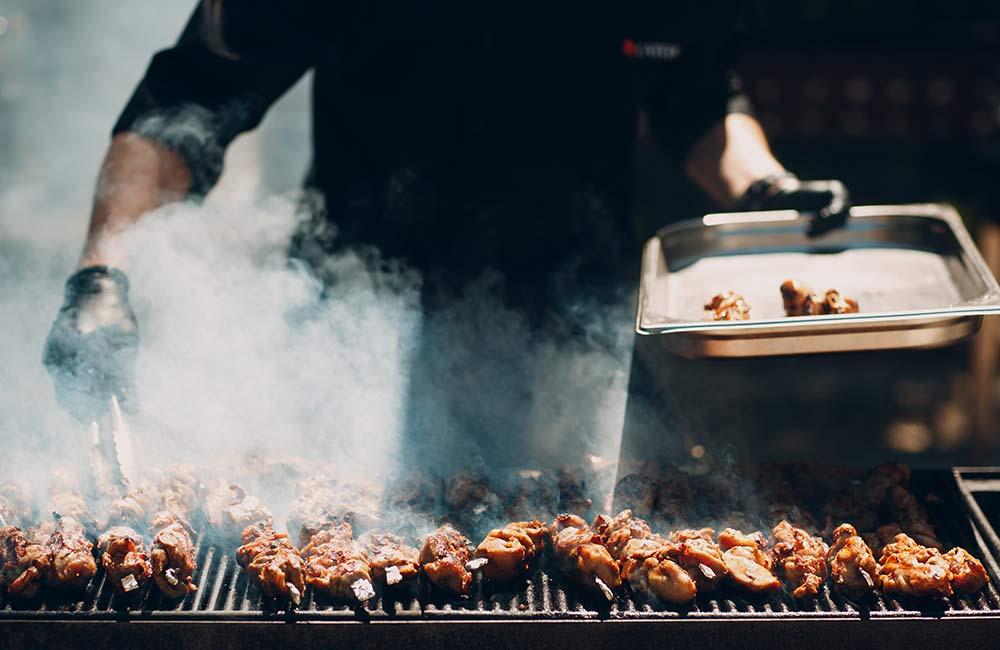 Kebabs | Among the Best Street Foods in Delhi