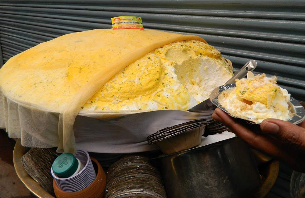 Daulat ki Chaat | Among the Best Street Foods in Delhi