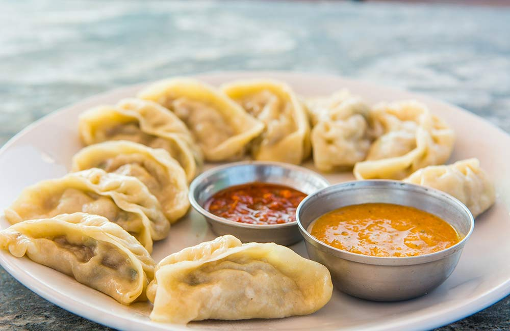 Momos | Among the Best Street Foods in Delhi