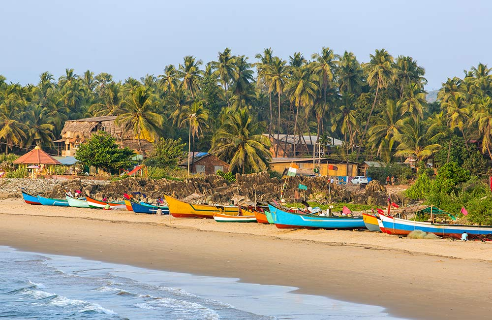 Gokarna Beach | Beaches near Bangalore within 500 km