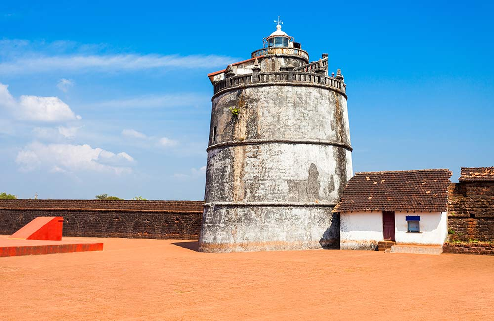 Fort Aguada | Forts in Goa