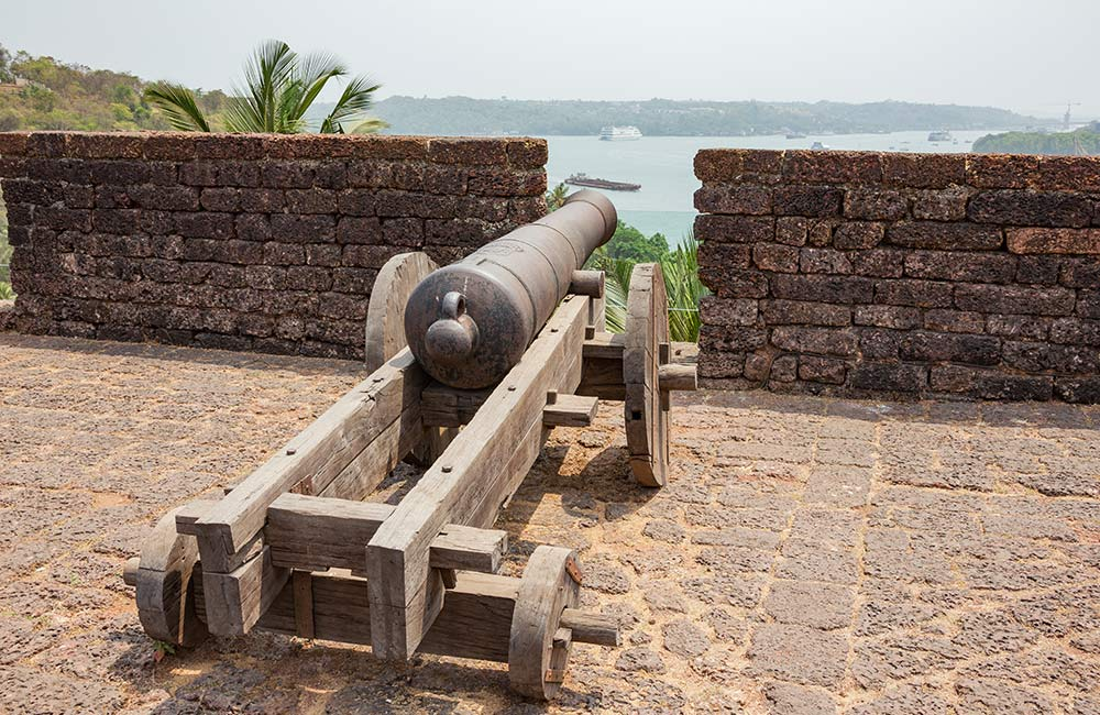 Reis Magos Fort | Forts in Goa