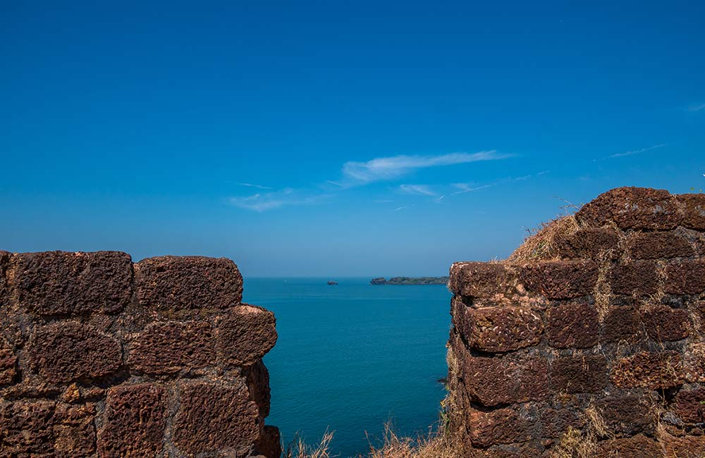 Cabo de Rama Fort | Forts in Goa