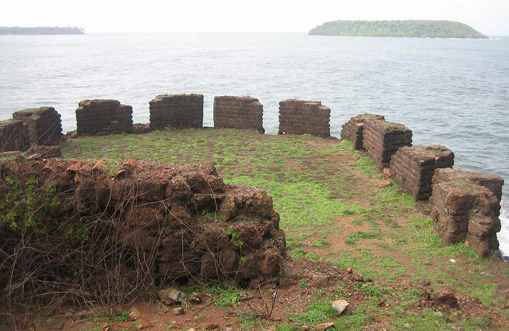 Mormugao Fort | Forts in Goa