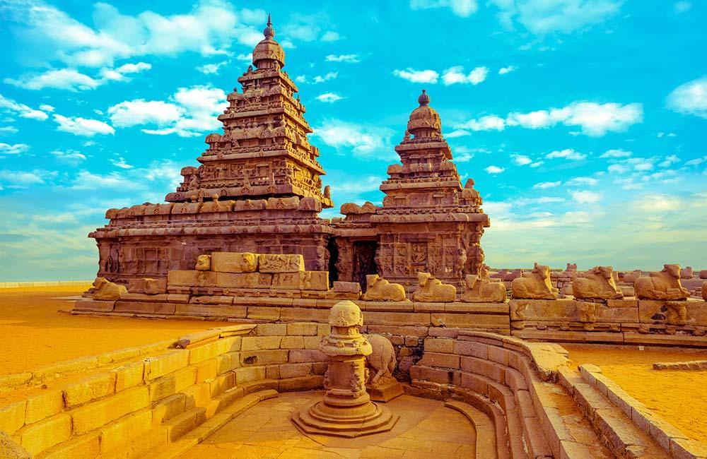 Mahabalipuram | Weekend Getaways near Chennai