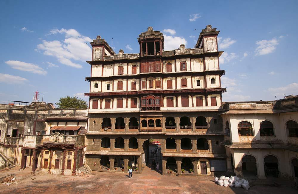 Rajwada   Places to Visit near Indore within 50 km