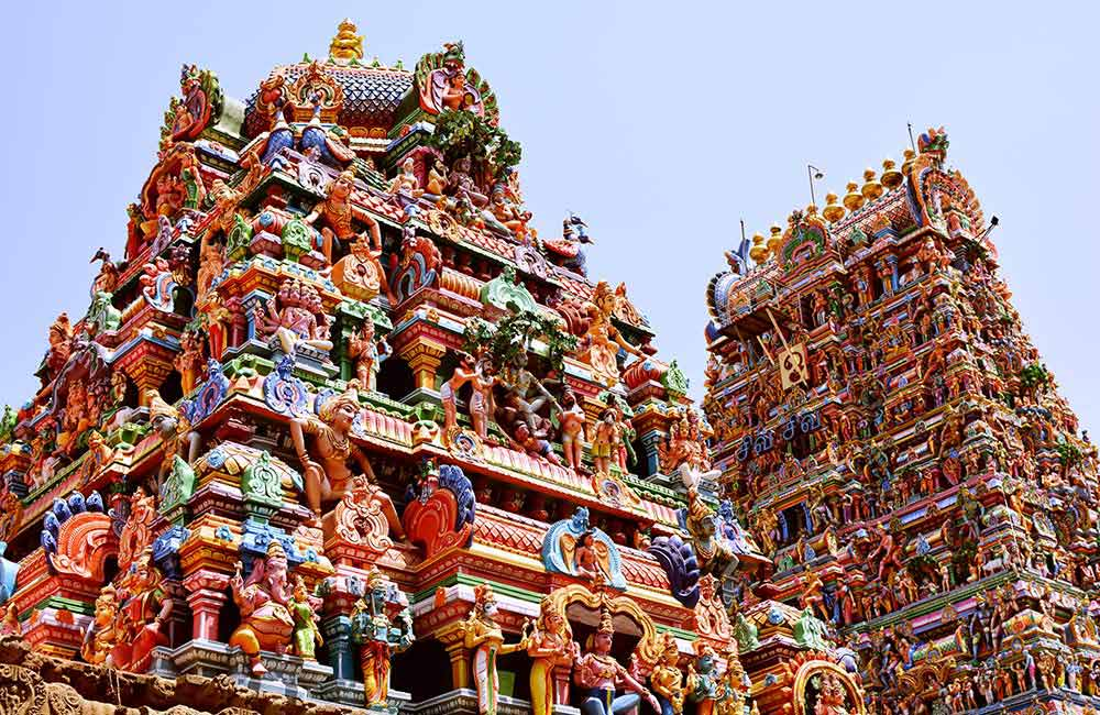 The Ornate Kapaleeshwarar Temple | Temples in Chennai