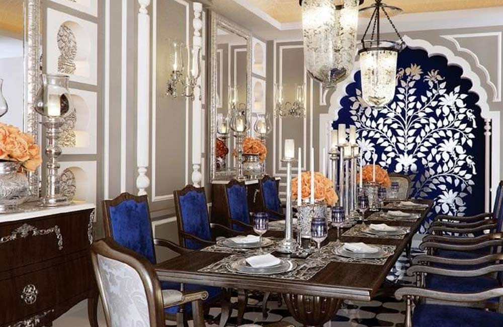 Dum Pukht | Top Fine-dining Restaurants in Delhi