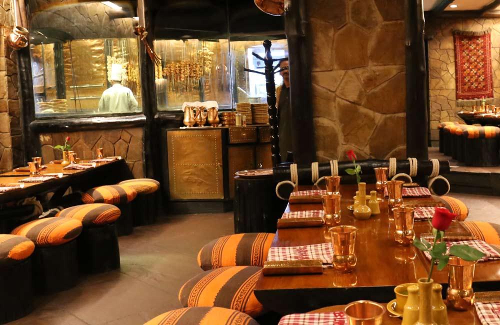 Bukhara | Top Fine-dining Restaurants in Delhi
