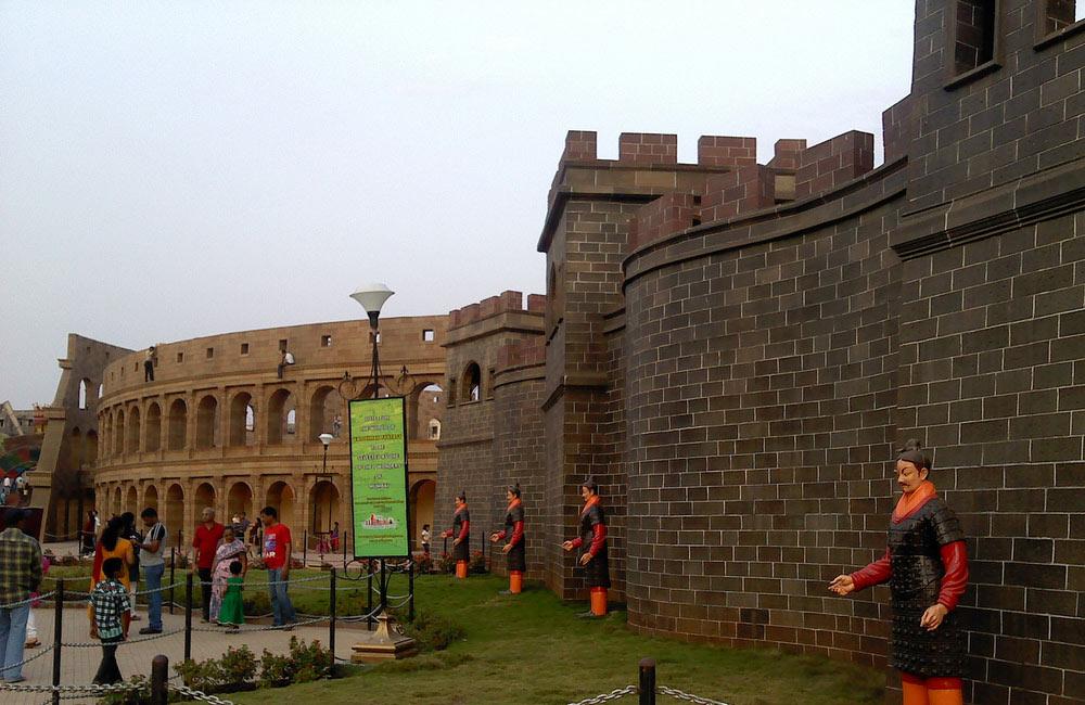 Vardhaman Fantasy   Among the Best Amusement Parks in Mumbai