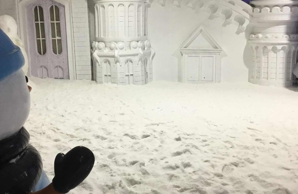 Snow World   Among the Best Amusement Parks in Mumbai