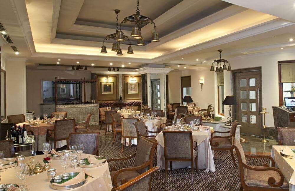 Dakshin | Top Fine-dining Restaurants in Delhi