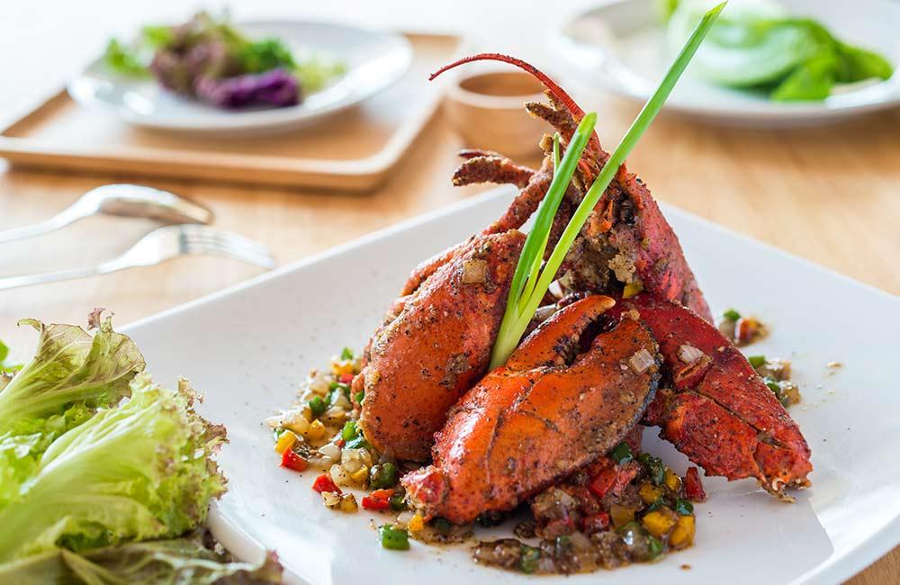 Spice Route | Top Fine-dining Restaurants in Delhi